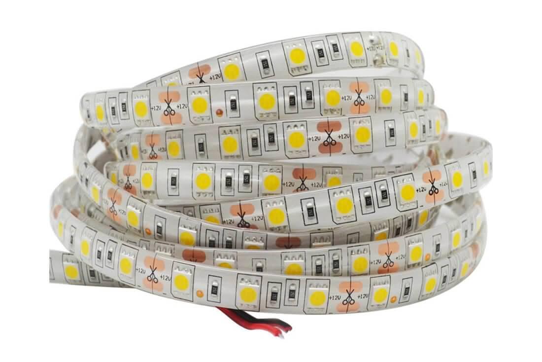 5050 LED Strip 60led/m IP65