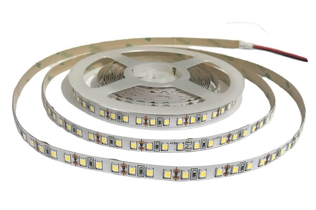 2835 LED Strip 120 LEDs/m Ultra-thin Chip No Spot