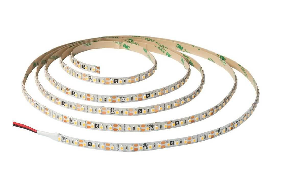 3528 Dimmable Flexible LED Strips 120 LEDs/m 600 LEDs/roll