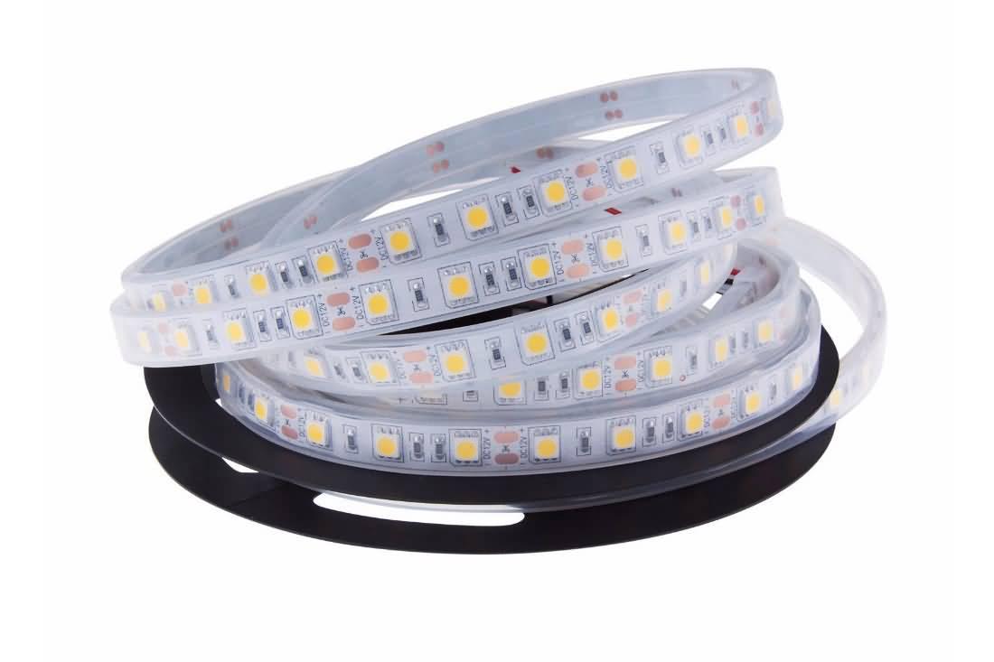 Silicone Extrusion Strip Light
