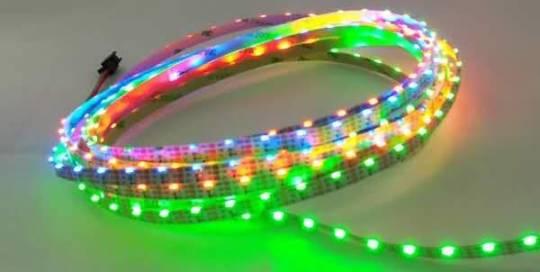 WS2811 335 LED Strip External IC Side-emitting LED Tape Light