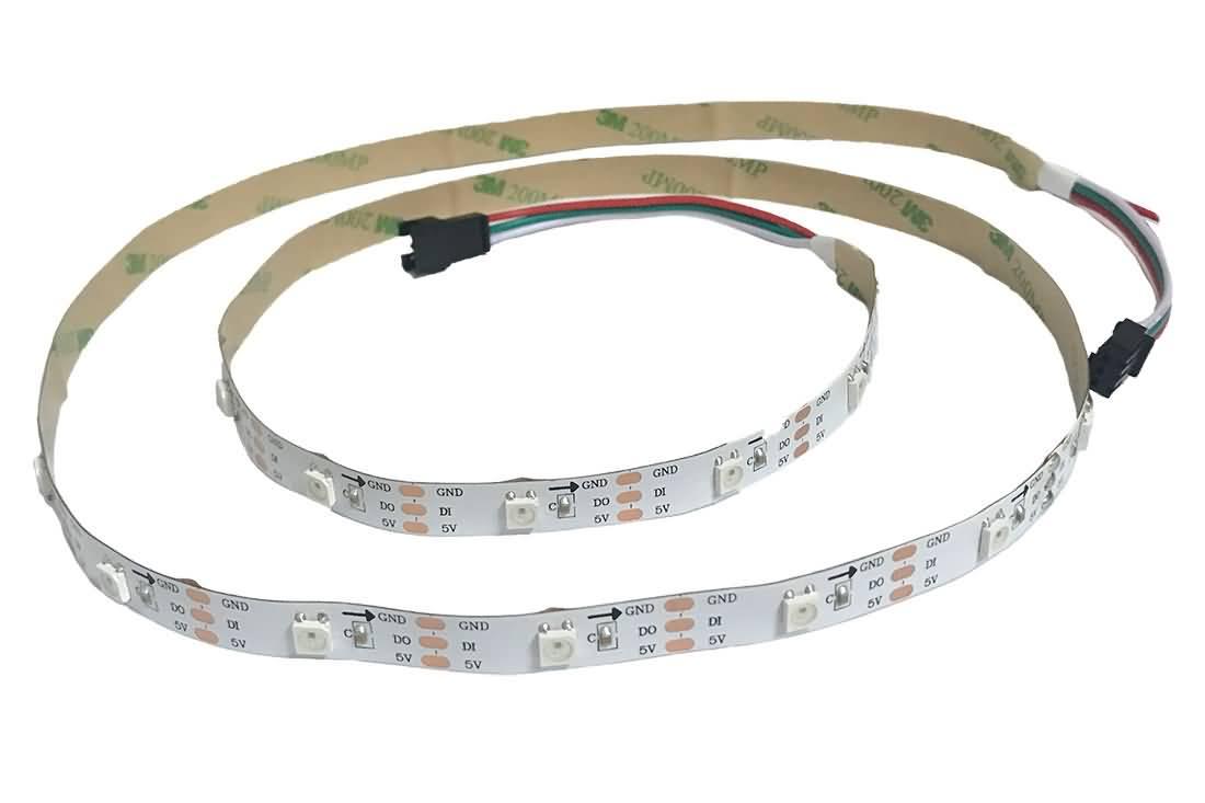 WS2812b LED Strip Built-in IC Digital LED Strip Light