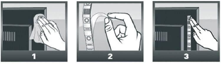 Install Background Bias Lighting