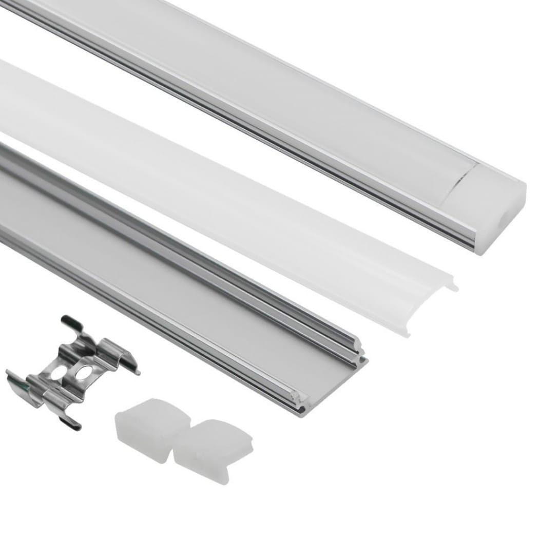 10pcs-1M-Aluminum-channel-case-for-LED-strip-bar-installation-Aluminum-Profile-with-Cover-End-Caps