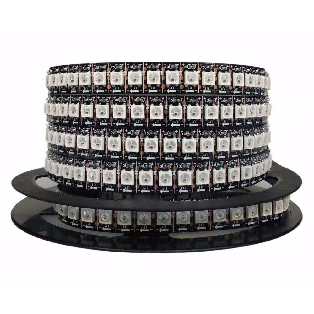 5v 144leds/m SK6812 RGB LED Strip Programmable Addressable Built-in IC