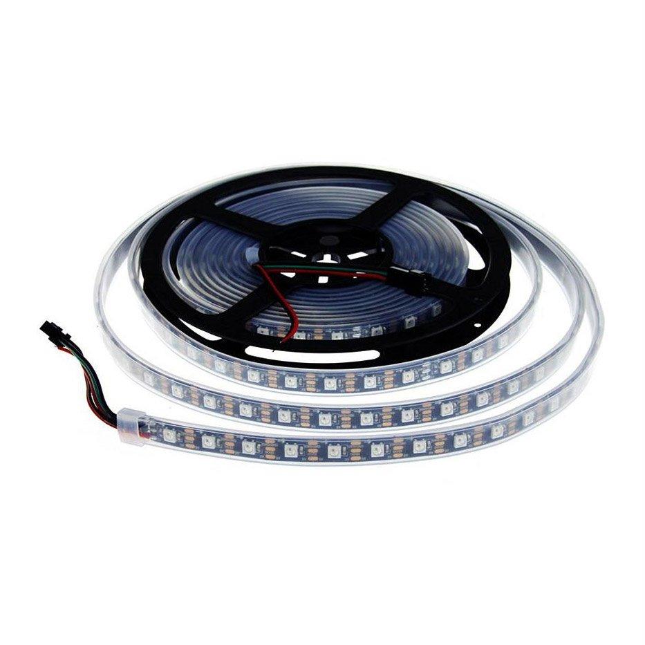 5v 60leds/m SK6812 RGB Digital LED Strip Light Dream Color Built-in IC